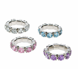 Picture of Rhinestone Stretch Ring
