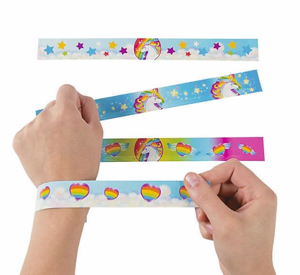 Picture of Unicorn Slap Bracelet